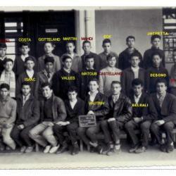 La CORDERIE 1958/59