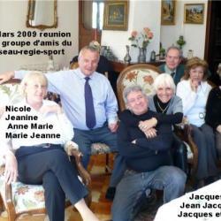 26 mars 2009 chez Jacques JACHETTA