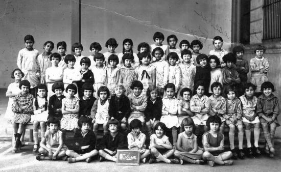 Ecole MIRABEAU 1945
