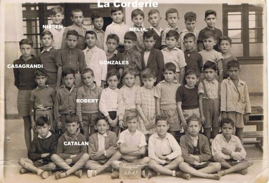 Ecole LA CORDERIE MIRABEAU RUISSEAU