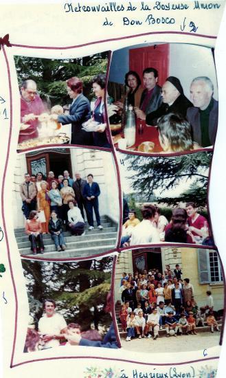 Les ruisséens à l'assemblée nationnale des enfants de l'algerois