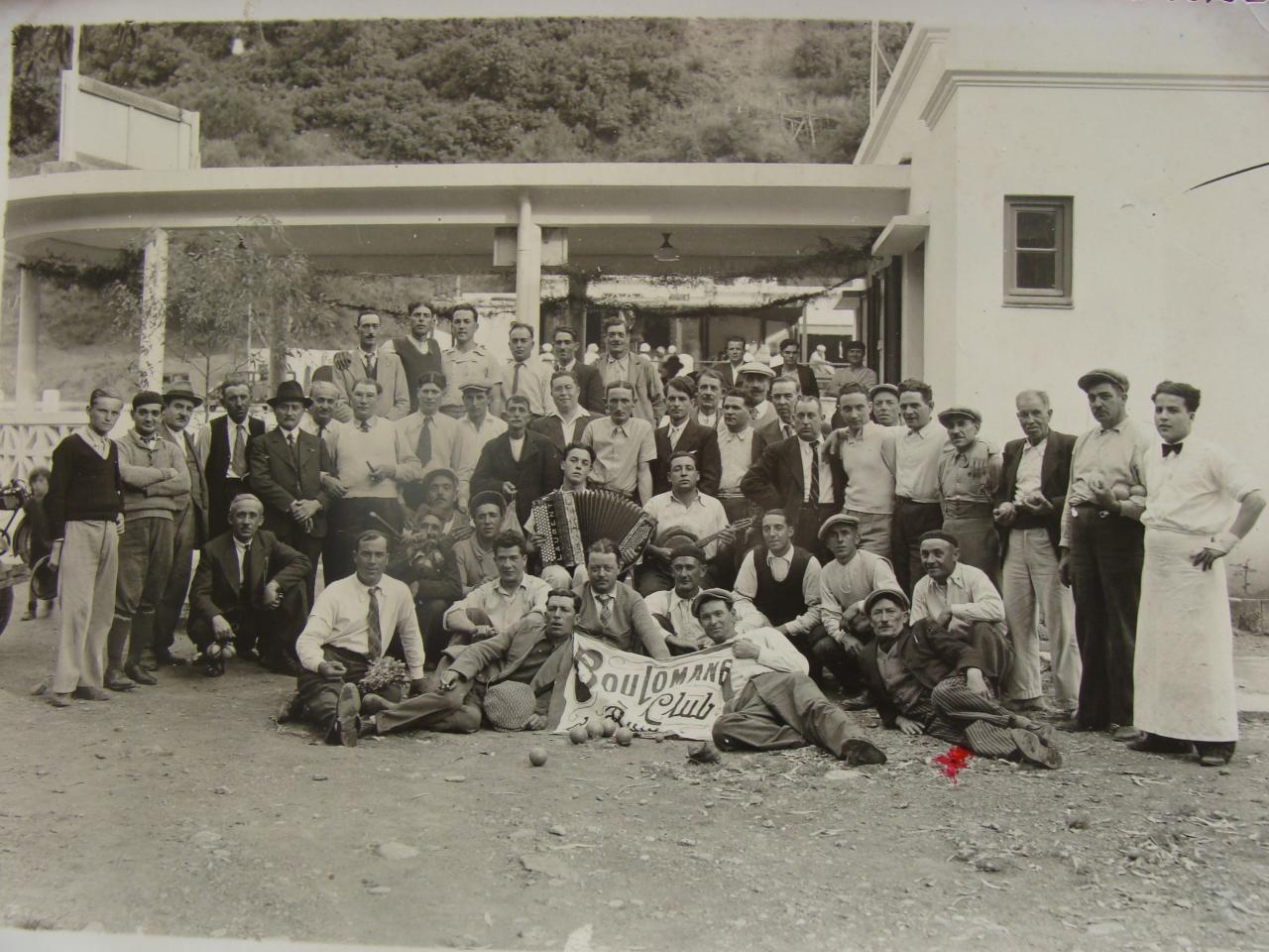 LE  RUISSEAU   1932   1962